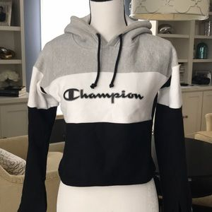 Champion Block Hoodie